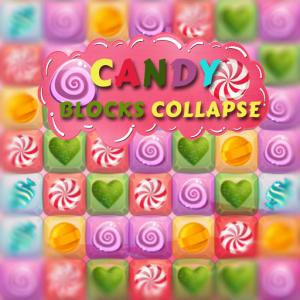 Candy Blocks Collapse