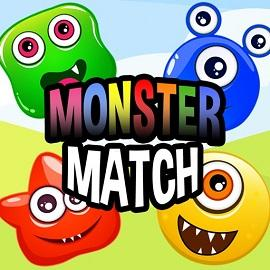 Cute Monsters Puzzle