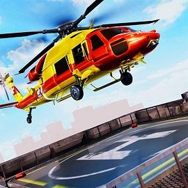 Helicopter Flying Adventures Game