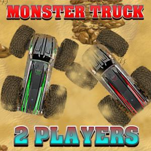 Monster Truck 2 Player Game