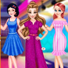Princess Vlog Modern Fashion Party